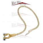 Tractor, Plant etc - Battery Earth Strap Lead - 600mm