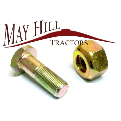 Tractor Supply Wheels Studs : Fordson major ford tractor rear wheel stud