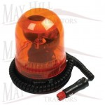 12V Magnetic Beacon Light 185mm High x 130mm Diameter
