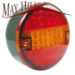 LED Rear Combination Light Trailer Lorry Etc 12 or 24 Volt