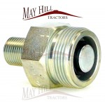 "Tractor Male Hydraulic Exactor Coupling 1/2"" BSP"