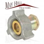 "Tractor Female Hydraulic Exactor Coupling 3/8"" BSP"