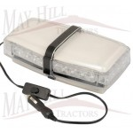LED Mini-Bar Hazard Light Magnetic