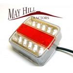 LED Rear Trailer Light - 4 Function