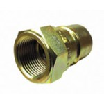 "Hydraulic Quick Release Coupling 3/8""BSP Male"