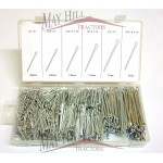 Split Pin Assortment 1000 pcs Compak
