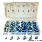 Grease Nipple Imperial Assortment Pack 110pcs