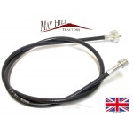 Leyland & Nuffield Tachometer Rev Counter Cable *UK Made*