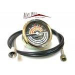 Nuffield 10/60 Tractormeter Rev Counter Clock with Cable