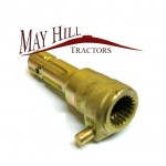"""1000 RPM > 540 RPM PTO Shaft Extension,Adaptor (4 5/16"""") Quick Release Type"""