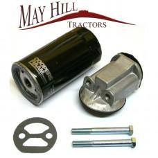 Fordson Dexta, Massey Ferguson (3 cyl) Spin-Oil Filter Conversion