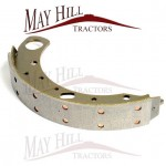 Ferguson TE20 Tractor Brake Shoe (Riveted Lining)