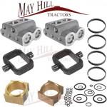 Massey Ferguson FE35 35 35X 65 765 835 Hydraulic pump repair kit