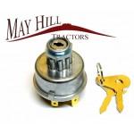 Massey Ferguson, International, Leyland, David Brown Tractor Ignition Switch 2 Keys
