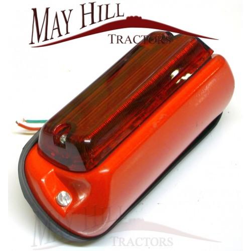 135 Massey Fender Light : Massey ferguson  tractor
