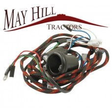 massey ferguson 165 engine wiring harness dynamo. Black Bedroom Furniture Sets. Home Design Ideas
