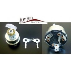 Massey Ferguson 135, 148, 165, 168, 175, 178, 185, 188, 35, 35X, 50, 65 Ignition Switch