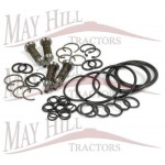 Massey Ferguson 35, 65, 135, 165, 175, 178 Hydraulic Valve Chamber & O Ring Kit