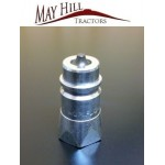 """Tractor Hydraulic Quick Release Coupling 1/2"""" BSP Male"""