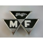 Massey Ferguson 35 Tractor Front Bonnet Badge