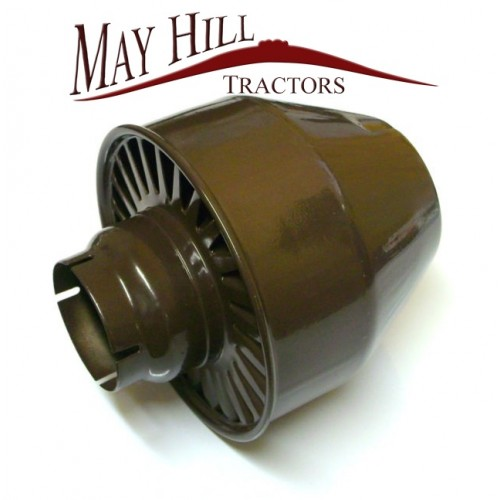 Round Air Cleaners For Tractors : Massey ferguson tractor air filter hat pre cleaner
