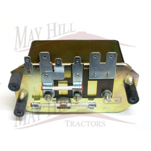 ford 3000 4000 5000 tractor 11 amp regulator control box. Black Bedroom Furniture Sets. Home Design Ideas