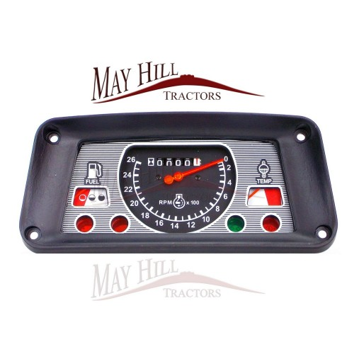 3000 Ford Tractor Instrument Cluster : Ford  tractor instrument dash