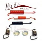 Fordson Major & Power Major Tractor Brake Shoe Spring Kit