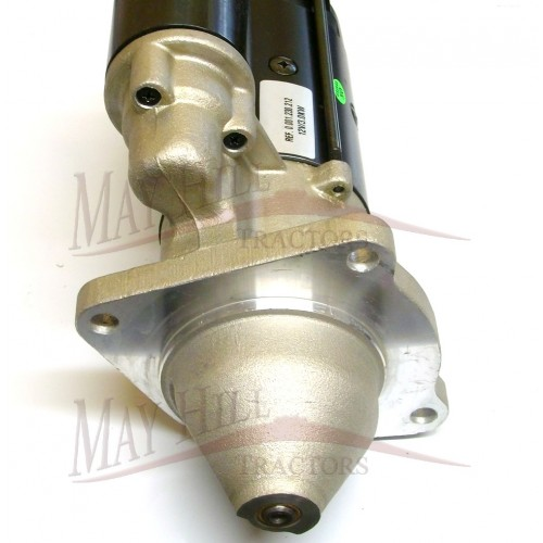 Ford 10 100 1000 series david brown tractor gear for Gear reduction starter motor