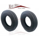 PAIR of 7.50 x 16 BKT Front Tyre 3 Rib