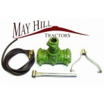 Tractor PTO Compressor - Twin cylinder