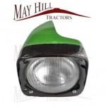 RH Head light, Lamp to Fit John Deere 30, 40, 50 Series Tractor