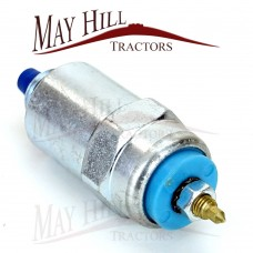 Ford New Holland, Fiat Fuel Shut Off Solenoid 12V 7167-620A, 9986316