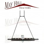 Compact Tractor Towing 7 Hole Drawbar Hitch System Cat. 1 includes 50mm Tow Ball