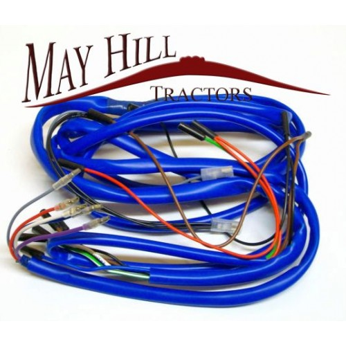 ford 3000, 4000 tractor wiring loom for rear lights  ford 3000 wiring harness wiring diagram