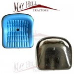 Ford 2000 3000 4000 5000 Blue Seat Pan & Cushion Assembly  E2NNA405AA99M-BL