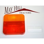 Rear Trailer Light Lens x 1