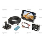"Wired Reversing Camera System with 7""LCD Monitor & Camera"