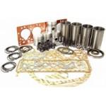 Ferguson TEF20 (20C Diesel) Engine Overhaul Rebuild Kit includes Valve Set