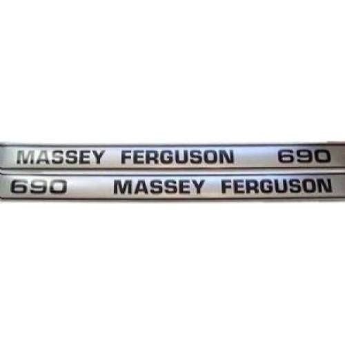Massey Ferguson Decal Kits : Massey ferguson decal kit