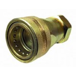 "Hydraulic Quick Release Coupling 1/4""BSP Female"