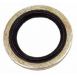 "Self centering Bonded Seal 1/4""BSP ⌀1/2"""