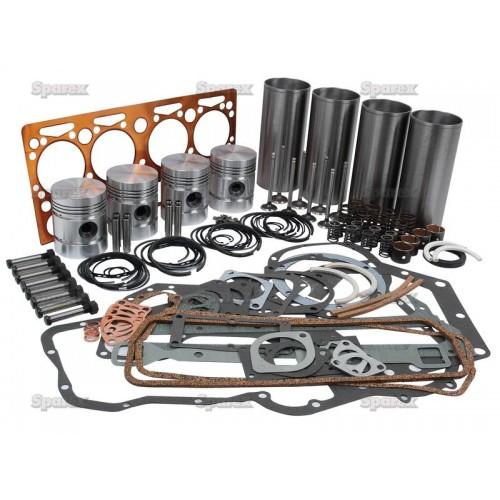 Massey Ferguson 65 (A4 192) Engine Overhaul Kit