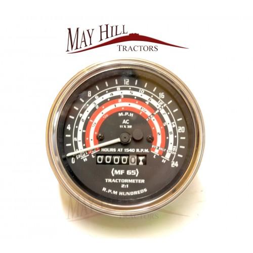 Massey Ferguson 65 Tractormeter Rev Counter Clock