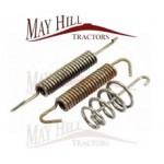 Brake Shoe 200 x 50mm Spring Kit - Ifor Williams