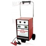 Professional Trolley Mounted Battery Charger - 6 / 12 / 24 Volt