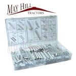 Extension and Compression Spring Kit various 200 pcs Compak