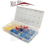 Pre Insulated Terminal Various 160 pcs Display Box