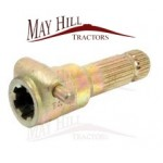 "PTO Adaptor - Quick Release Female 1.3/8"" 6 Spline to Male 1.3/8"" 21 Spline"