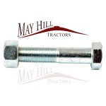 """Front Axle Imperial Self Locking Bolt & Nut 5/8"""" x 3"""" UNF"""